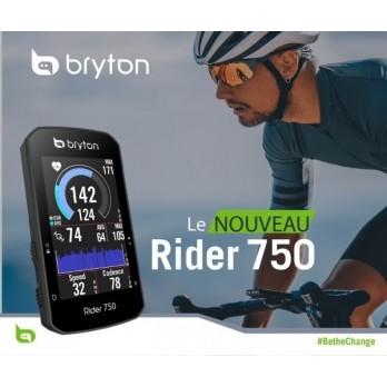 GPS BRYTON RIDER 750T  (CADENCE/FC)